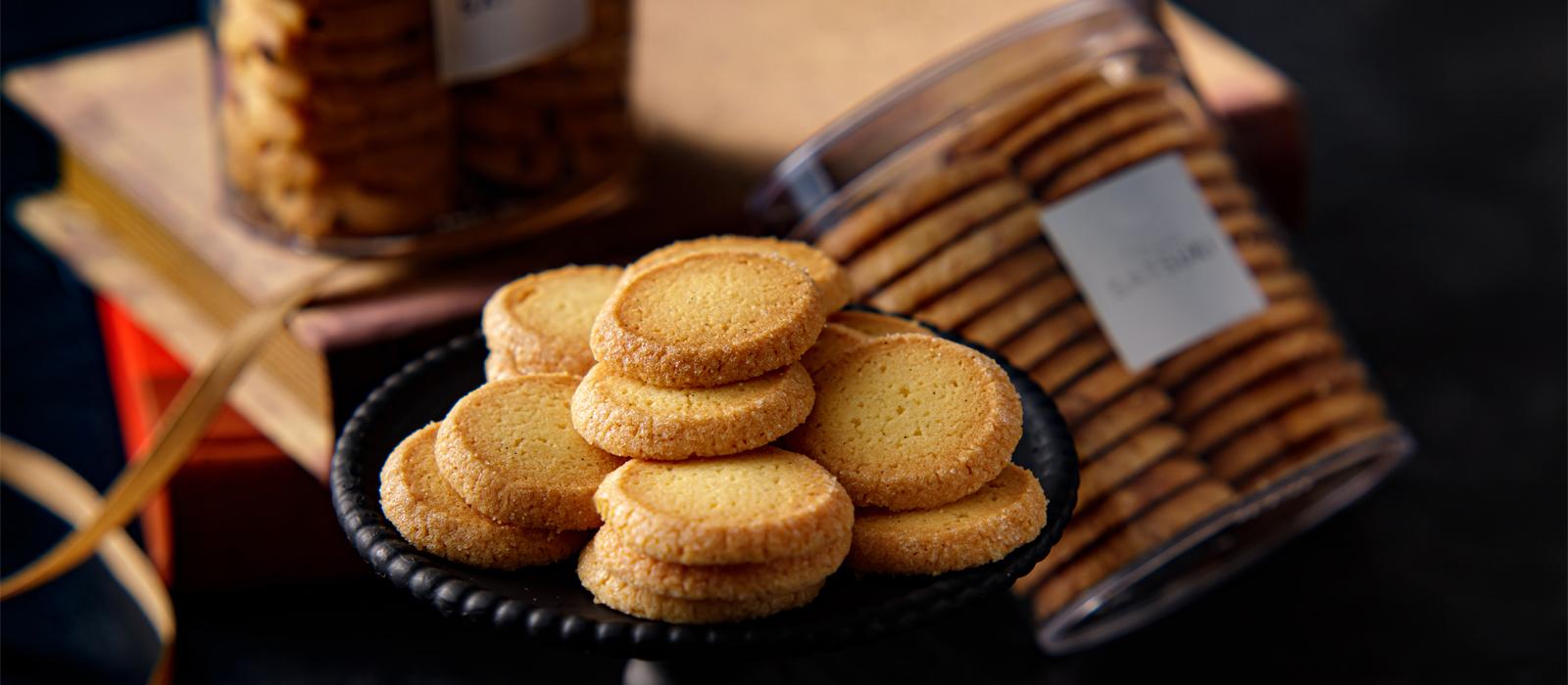 ホテル特製クッキー